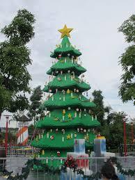 lego christmas tree legoland malaysia malaysia pinterest