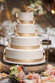 wedding cake ribbon found on from theknot cake