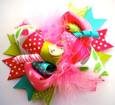 hello bows posh duper the top bows headbands