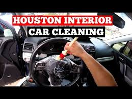 Interior Car Shampoo Interior Car Detailing Houston 281 450 3147 Cleaned To Best