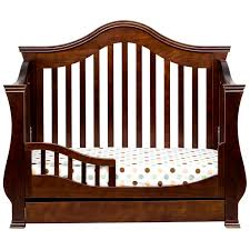 Espresso Convertible Cribs Million Dollar Baby Classic Ashbury 4 In 1 Sleigh Convertible Crib