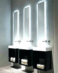 bathroom mirror with lights behind bathroom mirror with lights behind led lights behind bathroom mirror