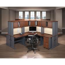 Office Desk Furniture Amazon Com Bbf Series A 48w Corner Hutch Kitchen U0026 Dining