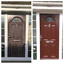 Green Upvc Front Doors by Can You Paint Upvc Front Doors Painting A Pvc Door Household