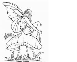 fairy coloring pages printable u2014 fitfru style disney fairy