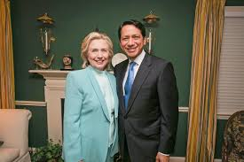 Hillary Clintons House File Former White House Aide Franklin Urteaga And Hillary