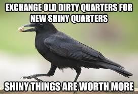 Crow Meme - crow memes quickmeme
