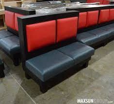 Booth U0026 Banquette Maxsun Group Tufted Diamondtuft Capping Custom Booth Banquette Booth