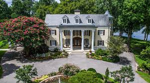 bewitched house see inside reba mcentire u0027s picture perfect 7 9 million tennessee