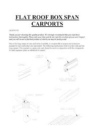 woodwork carport plans flat roof pdf loversiq woodwork carport plans flat roof pdf