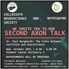 collegiate neuroscience society wayne state university facebook