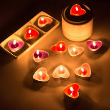 compare prices on heart shaped candles online shopping buy low