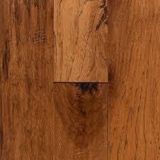 honey hickory scraped engineered hardwood 3 8in x 5in