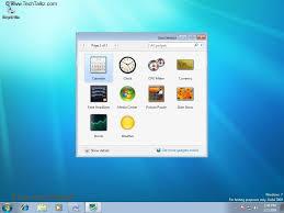 windows 7 bureau gadgets bureau windows 7impressionnant configure desktop gad s in