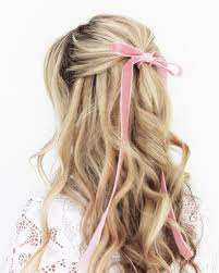 hair ribbon mane addicts the prettiest ribbon hair ideas from
