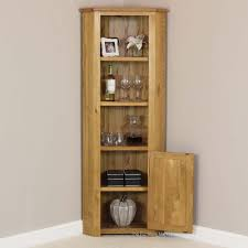 solid oak china cabinet tall corner cabinet london solid oak tall corner display cabinet