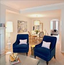 Blue Chairs For Living Room How To Match Your Bedroom Chair With A Contemporary Rug Navy