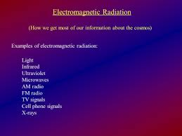 Visible Light Examples A Gamma Rays B Infrared C Sound D Visible Light E Radio Which