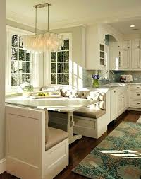Kitchen Nook Lighting Impressive Kitchen Nook Lighting Breakfast Nook Design Ideas 1