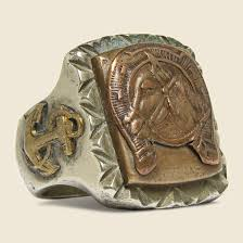 mexican horseshoes in horseshoe mexican biker ring