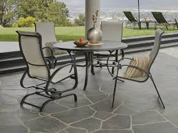 Telescope Casual Patio Furniture by Telescope Casual Primera Sling Aluminum Supreme Stacking Dining