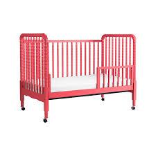 Jenny Lind Crib Mattress Size by Amazon Com Davinci Jenny Lind Stationary Crib Coral Baby
