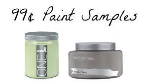 lowe u0027s 99 paint samples regularly 3 48 u2013 hip2save