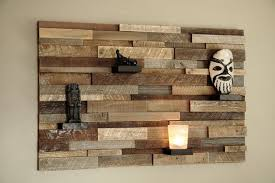 wall decor made of wood truly amazing wall decorations made of reclaimed wood