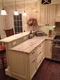 my diy kitchen two tier peninsula viking range stools from