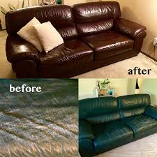 Can You Dye Leather Sofas Mahogany Leather Furniture Dye Reviews And Pictures