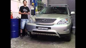 lexus rx330 size lexus rx330 vehicle review youtube