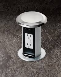 Kitchen Island Outlets by Kitchen Furniture Popp Electrical Outlets For Kitchen Islands