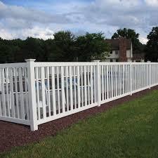 vinyl fence parts yard u2014 bitdigest design attractive vinyl fence