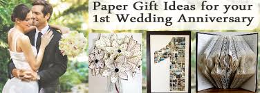 1st wedding anniversary gift ideas amazing personalized gift ideas