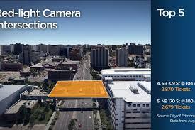 red light camera ticket settlement how effective are edmonton s red light cameras edmonton