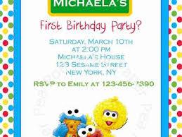 elmo birthday party invitations image collections invitation