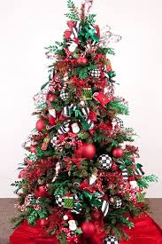 excellent ideas black tree with decorations chritsmas