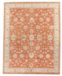Lowes Area Rug Sale Decoration Orange Area Rugs Lowes With Floral Printed For Floor