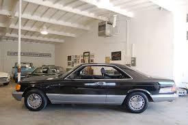 1986 mercedes 560 sec mercedes 560 sec coupes 6 0 amg german cars for sale