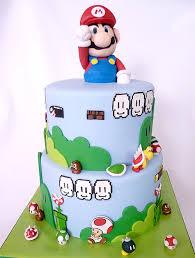 mario cake toppers mario bros cake gorgeous cakes mario bros