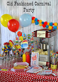Circus Candy Buffet Ideas by 84 Best Circus Carnival Dessert Table Ideas Images On Pinterest
