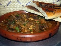 cuisiner des tripes recette douara ou tripes de mouton en sauce cuisinez douara ou