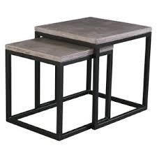 Outdoor Furniture Table by Slate U0026 Stone End U0026 Side Tables You U0027ll Love Wayfair
