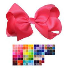 custom hair bows custom hair bow jumbo teeth clip cutie bowtutie