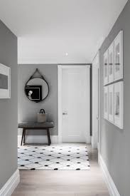home hallway decorating ideas long dark hallway modern residence attico migani by victor vasilev