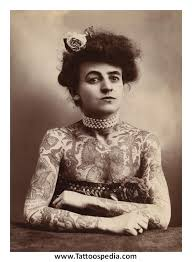 vintage tattoo designs for women 1