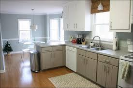 Upgrade Kitchen Cabinet Doors Kitchen Refinish Cabinets White Different Ways To Paint Kitchen