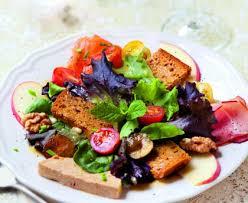 cuisine noel salade de noël recette de salade de noël marmiton