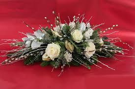 christmas floral arrangements marvelous christmas flower arrangements for table 16 for your