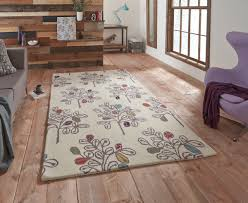 fiona howard designer money tree rug free uk delivery terrys